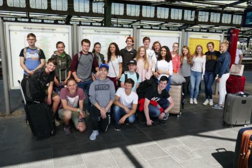 Amerikaaustausch Abschied am HbF Duisburg_ergebnis