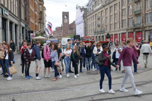 Amerikaaustausch Amsterdam_ergebnis
