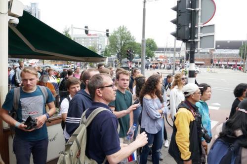 Amerikaaustausch Besuch in Amsterdam_ergebnis