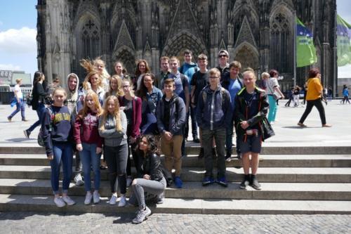 Amerikaaustausch Köln Bild 1_ergebnis