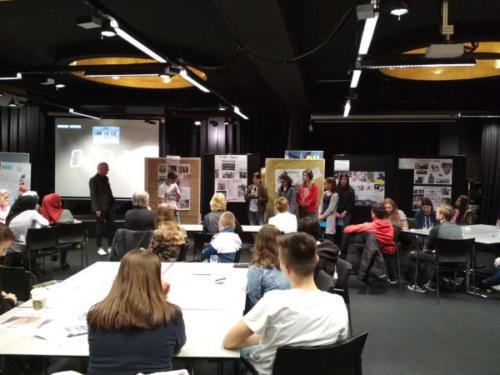 Europaaktionstag 2018_Präsentation vor der Jury